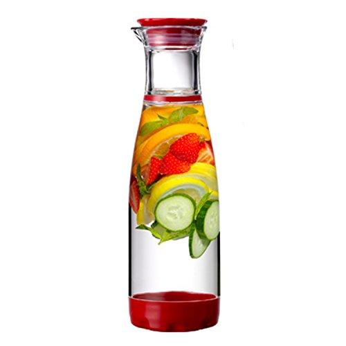 Prodyne FI-45-R Fruit Infusion Flavor Jar, Red