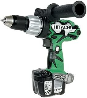 Hitachi DV14DL 14.4-Volt Lithium Ion Cordless Hammer Drill (Discontinued by Manufacturer)