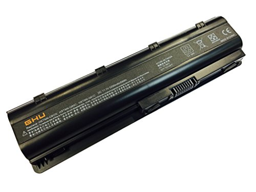 New GHU Battery MU06 MU09 593553-001 593554-001 58 Wh Compatible with HP G62 G42 586028-341 588178-141 WD548AA WD549AA 593562-001 584037-001 HSTNN-LB0W HSTNN-UB0W HSTNN-LB0W HSTNN-CBOW HSTNN-I84C