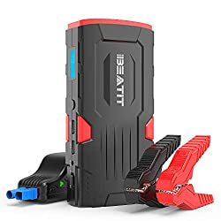 How to Use a Portable Jump Starter Car Battery Charger [UPDATED 2019]
