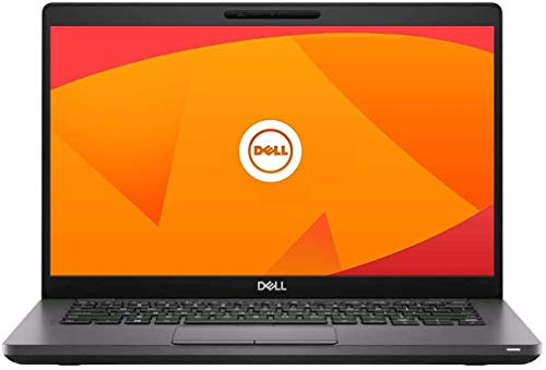 """Dell Latitude 5000 5400 14"""" HD Business Laptop (Intel Quad-Core i5-8265U, 16GB DDR4 RAM, 256GB SSD) Backlit Keyboard, Type-C(Support Display Port and Power delivery), RJ-45, HDMI, Windows 10 Pro"""