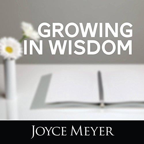 Growing in Wisdom cover art