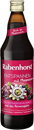 Rabenhorst Entspannen mit Magnesium 6er Pack (6 x 700 ml) 500003