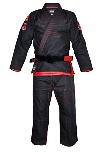 Kimono BJJ Fuji Sekai (Negro, A2)