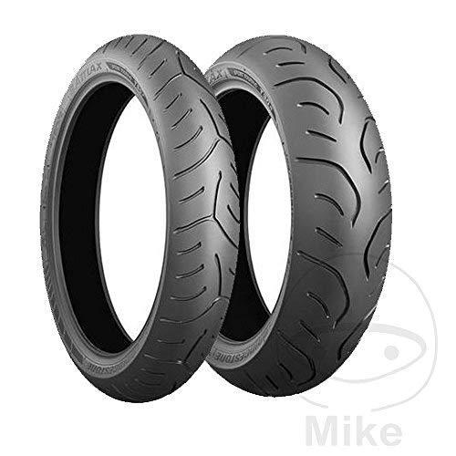 Bridgestone 8452-120/70/R17 58W - E/C/73dB - Ganzjahresreifen