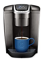 BREWS MULTIPLE CUP SIZES: 4, 6, 8, 10, 12oz Enjoy the most popular cup sizes STRONG BREW BUTTON: Increases the strength and bold taste of your coffee's flavor ICED SETTING: Brew hot over ice at the touch of a button for full-flavored, delicious iced ...