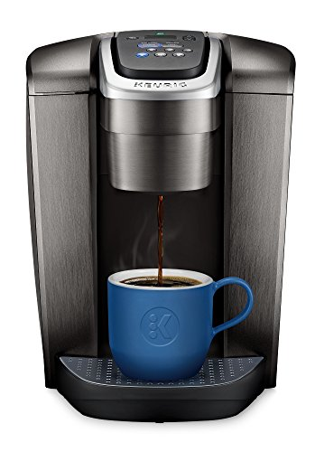 Keurig K-Elite Coffee Maker, Single Serve K-Cup Pod Coffee Brewer, With Iced Coffee Capability,...