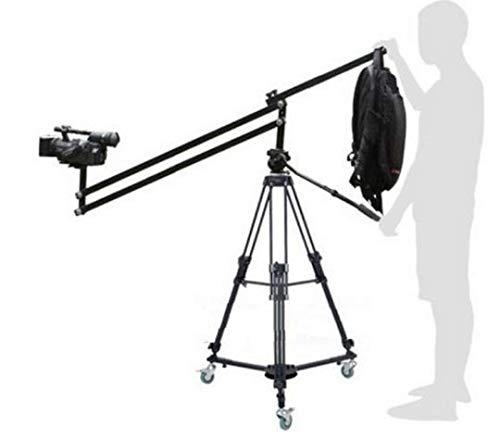 Gowe 4.2Fuß Mini Video Kamera Kran Jib Arm tragbar Pan Tilt Crane Jib