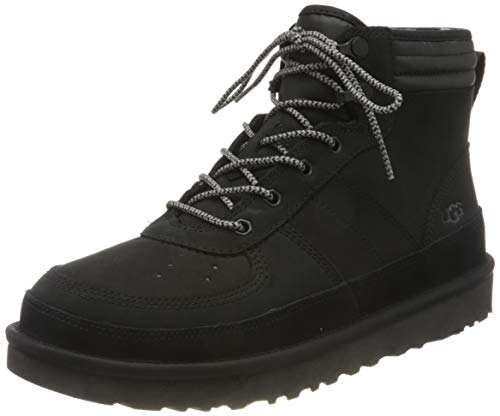 UGG Male Highland Sport Classic Boot, Black, 6 (UK),39(EU)