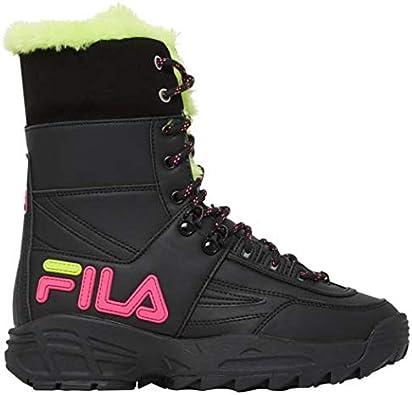 boots fila mujer