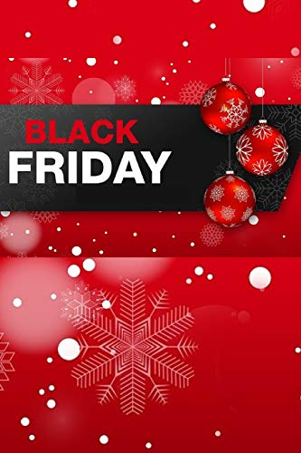 Notebook: Black Friday: Plan your purchases and save money during this amazing sales. | Black Friday, Amazon discount, flash sale | black friday sale, ... planner daily, planner for women, chick lit
