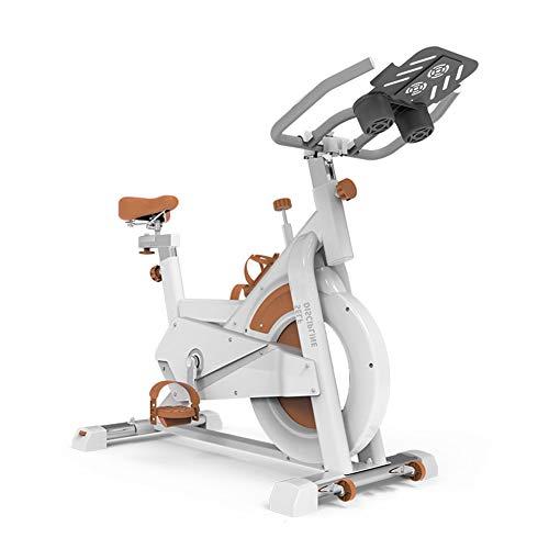 WSN Bicicleta estática para Interiores Bicicleta estacionaria para Ciclismo en Interiores Soporte para Ejercicio Cardiovascular en casa