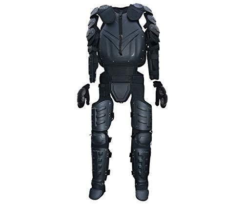 CI SWAT Traje de protección Protectores SWAT Policía Traje Armaduras Cuerpo de talla M XL