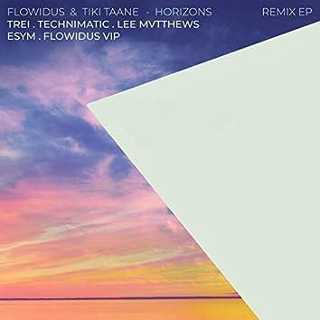 Horizons (feat. Tiki Taane) [VIP]