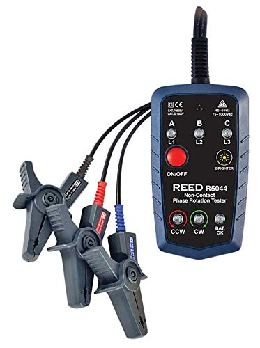 REED Instruments R5044 Non-Contact Phase Rotation Tester