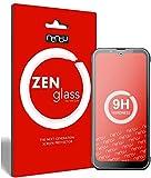 ZenGlass (2 Stück Flexible Glas-Folie kompatibel mit Gigaset GX290 Panzerfolie I Bildschirm-Schutzfolie 9H