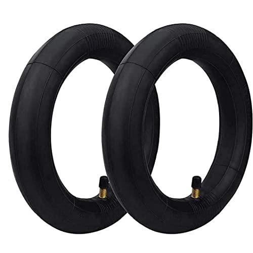 Liadance Neumáticos para Interiores M365 Scooter eléctrico, Paquete de 2 Espesar y Resistente al Desgaste Interno 8.5inch Tubos inflables neumáticos Universal