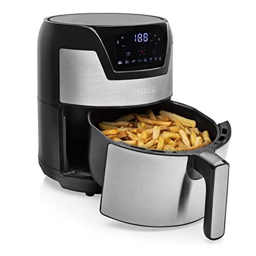 Friteuse sans huile Airfryer XXL Princess - Pour 7 personnes - Panneau de contrôle digital - 4,5 L - 1 500 W