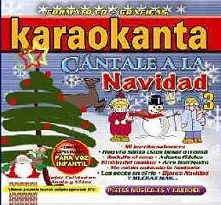 Karaokanta KAR-1405 - Cnntale A la Navidad - (Tono Infantil)  Spanish CDG