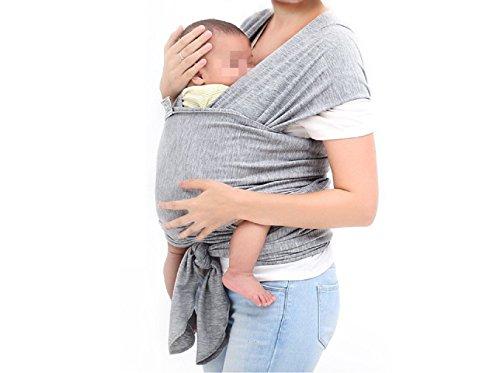 Babytragetuch, Babytrage für Männer und Frauen,Tragetuch Tragehilfe Sling Baby