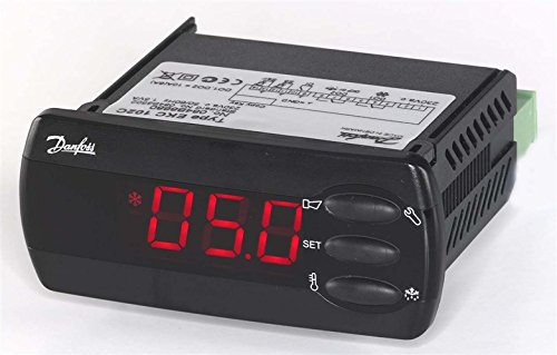 Elektronische regelaar Danfoss EKC 202C, 230 V, 50/60 Hz