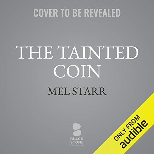 The Tainted Coin audiobook cover art