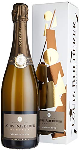 Louis Roederer Champagne Brut Vintage 2013 Graphic Geschenkpackung Champagner (1 x 0.75 l)