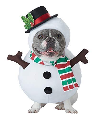 California Costumes Pet Snowman Dog Costume