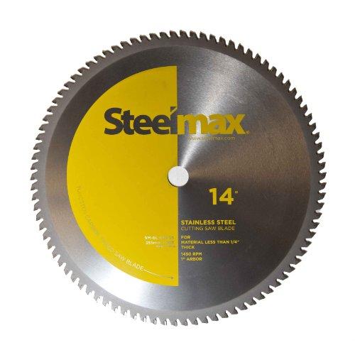 """Steelmax 14"""" TCT Blade for Aluminum"""