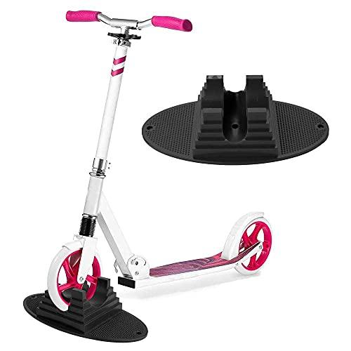 HDONG Scooter Universal se Encuentra con Scooters Extra Estable, Adecuado para Scooter Pro/Freestyle/Kids y la mayoría de los Scooters Grandes