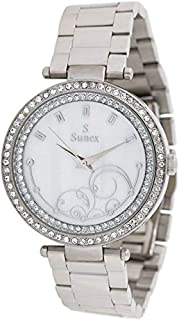 Sunex Dress Watch For Women Analog Stainless Steel - S6381SW