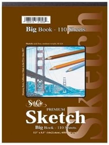 precios mas bajos Seth Cole SC92D 11'' x x x 14'' premium Sketch Gran Libro  ventas calientes