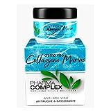 Crema facial colágeno marino Made in Italy 50 ml antiarrugas antiedad tratamiento reafirmante hidratante día noche cosméticos belleza idea regalo crema antieta