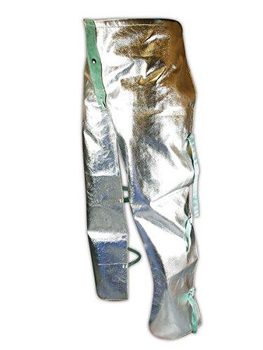 Magid Glove & Safety KVCHAP42 42' Long FR Aluminized Leg Chap