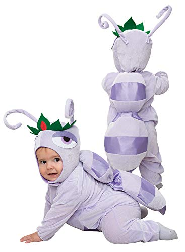 Clown Republic- Ameisen-Kostüm, Mädchen, 84506/06, mehrfarbig