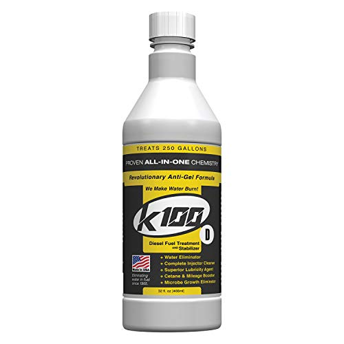 K100 Additive,Diesel Treat Stbl Qt