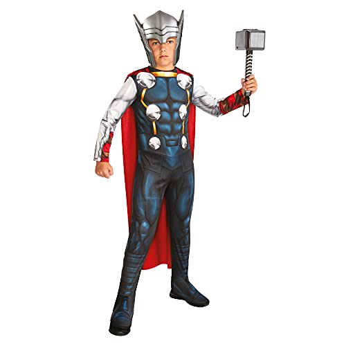 Rubie's - Déguisement Classique Officiel - Thor, enfant, I-702031XS, Taille XS 3 à 4 ans
