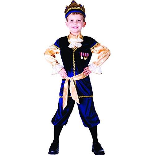 Dress Up America Costume de prince Renaissance Prince