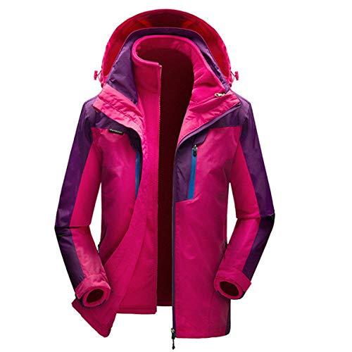 KAZSH ski pak mannen en vrouwen ski jas winter snowboarden pak mannen outdoor warm waterdicht winddicht ademend skiën jassen