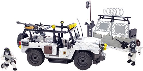Mega Bloks Call of Duty - Set de Juego