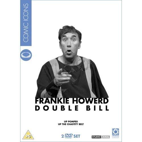Frankie Howerd - The Comic Icons Collection (Up Pompeii and...