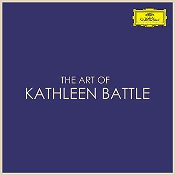 The Art of Kathleen Battle