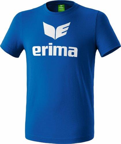 Erima Casual Basics T-Shirt Mixte Enfant, New Roy, FR : XS (Taille Fabricant : 152 cm)