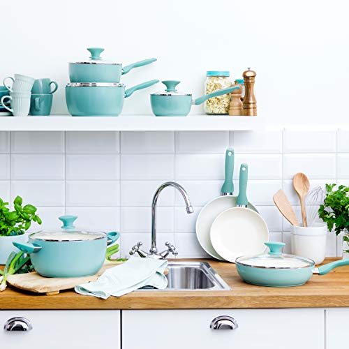 Healthy ceramic cookware