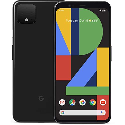 Google Pixel 4 XL 64GB Just Black (T-Mobile) (Renewed)
