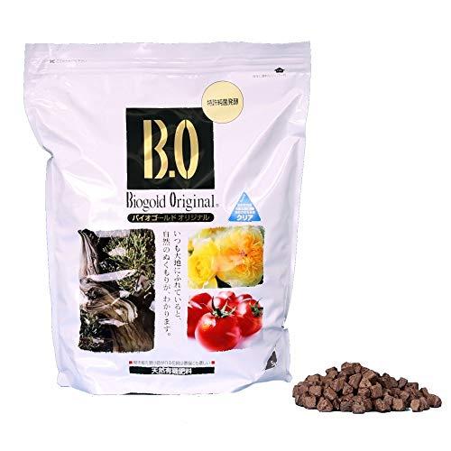 BioGold 700 gr. - Organischer Fester Bonsai-Dünger aus Japan 63103