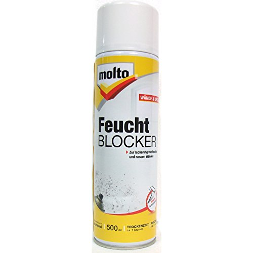 Molto Feuchtblocker Spray, 0,5 Liter