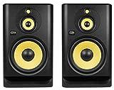 2 KRK ROKIT 10-3 G4 10' Class D Active Studio Monitor Speakers RP10-3-G4 RP103G4