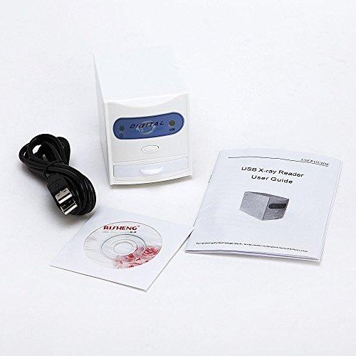 Hot dentaire X-Ray film lecteur scanner visionneuse d'images numériques convertisseur USB Connexion UK Stock
