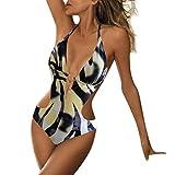 Traje De Baños Tallas Grandes, Mujeres Mini Bikini, Vestido Playa Corto,...